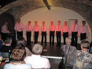 Konzert in Zell